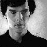 Sherlock by BrookeHendrick