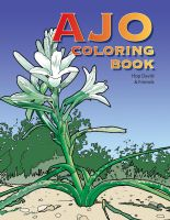 Ajo Coloring Book by Hop41