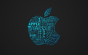 Apple wallpaper by Eralash