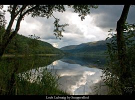 Loch Lubnaig. by SnapperRod
