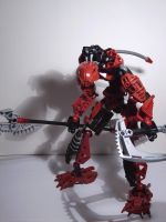Bionicle: Ragnorakh by Khanco