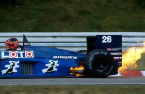Piercarlo Ghinzani (Germany 1987) by F1-history