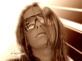 SUN GLASSES - modify your view by IHEA