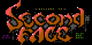 Second Face ANSI by roy-sac