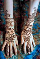 Arabic henna by cydienne