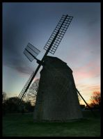 Mill at Watermill by SteelCowboy