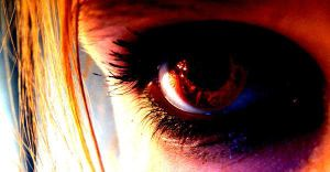 Eye Caught Fire by MyMomSaysImCool