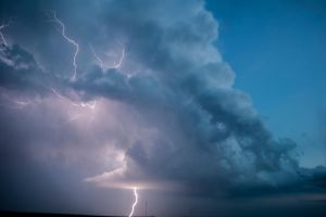 30 March 2013 Lightning by PaigeBurress
