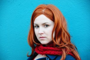 Amy Pond - Fairytale by moonflower-lights