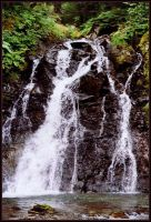 small waterfall by mbroadway26