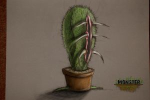 Monster Plant Color by imdeerman