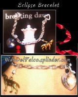 Twilight Eclipse bracelet by raffaella131