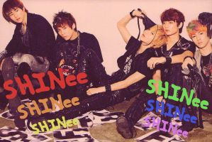 SHINee Lucifer by kittyloveskpop