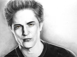 Edward Cullen II by TomsGG