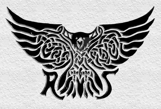 Raven Seraph Crest (effects) by SeraphSisters