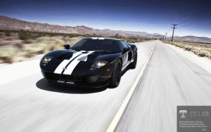 Ford GT by salimljabli