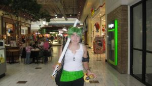 anime ( cosplay) day at the mall pic: six by rinxbon666