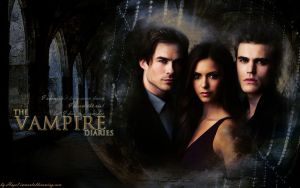 TheVampireDiaries by hazelxxx