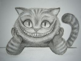 Cheshire Cat 1 by SONIXA