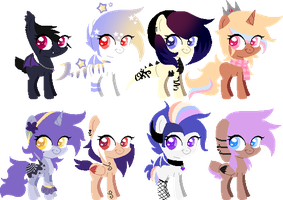 Ari's Adopts | Crack Ships - Closed by Sinful-Moon-Adopts