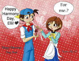 HM: Harmony Day 2014 by Miss-Mae
