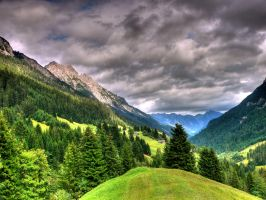 The Alps HDR 2 by mutrus