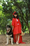 Model 8 (Red Riding Hood) by Hoangvanvan