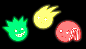 Soul Eater - Eds' Souls by TheArcticDemon