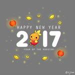 Happy New Year by CJsux