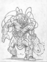 Ghanguus sketch by c-crain