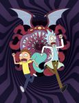 Rick and Morty Fanzine submission by DisfiguredStick
