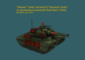Mauler Tank by Harry-the-Fox