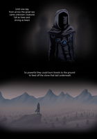 Litanies of the Storm, Prologue, pg 2 by Sylean