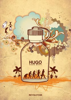 Hugo Boss - evolution by Chubby-Cherry
