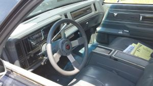1980s Buick T type Interior by Chernandez2020