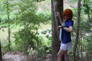 Nami- Lost in the wilderness by sayuri13