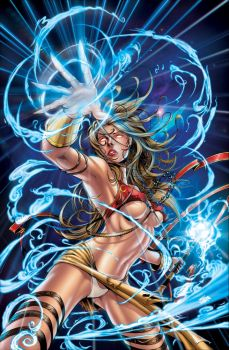 Grimm Fairy Tales 48 by SquirrelShaver