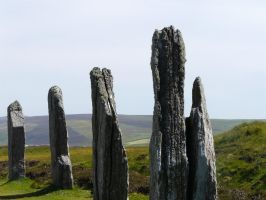Orkney Stones of Stenness by VinceArt