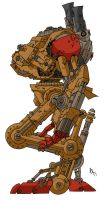 Steamtech Mecha by Jackwrench
