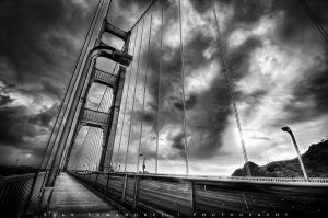 Golden gate by bransuwandrei