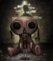+Paranoia Agent 'Spoiler'+ by CeruleanRaven