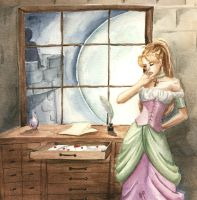 Love Letters to an Apothecary by yumi