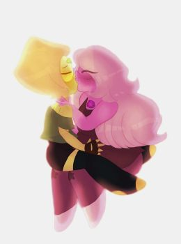 Smooches by Our-Celestial-Death