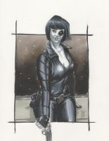 Domino commission by idirt
