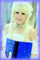 Chobits- Chii Cosplay by ZevyLily