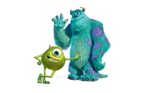 Monster Inc png by WandaEditions
