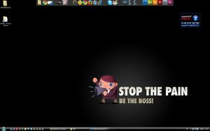 Desktop July 2009 by arscube