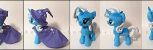 Plushie: Trixie Lulamoon - My Little Pony: FiM by Serenity-Sama
