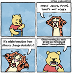 Pooh the Denialist by Party9999999