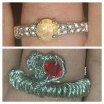 Dainty And Daring: Two Sides of One Ring by SemicolonExpected